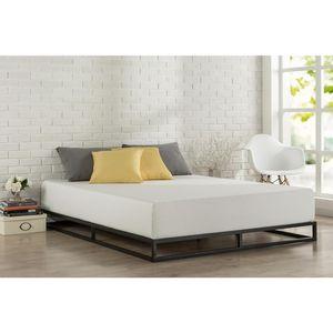 New full size platform bed frame for Sale in Sacramento, CA