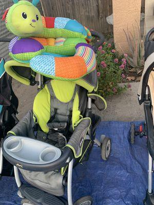 Green stroller for Sale in Fresno, CA