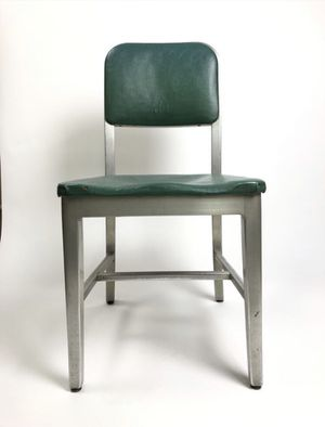 1950s vintage antique aluminum chairs for Sale in Seattle, WA