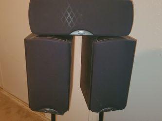 Speakers Marc Klipsch Works Great for Sale in SeaTac,  WA