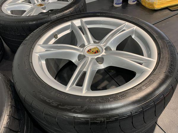 Porsche Wheels 18'