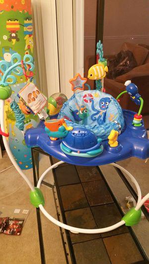 Jumpig for Kids. Saltador para niño está nuevo nunca set ha usado for Sale in Alexandria, VA