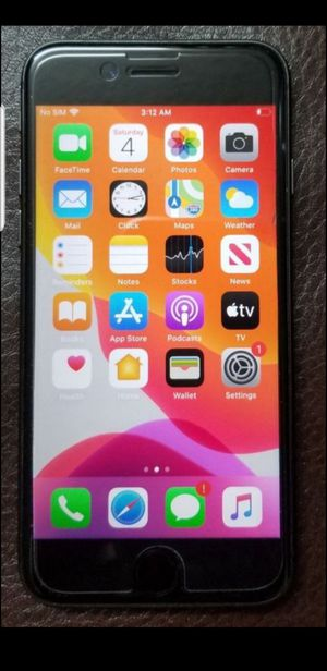 iPhone 8. 64gb unlocked any carrier for Sale in San Jose, CA