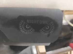 Night owl 4 camera security system for Sale in Queens, NY