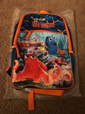 NEW Finding Nemo backpack for Sale in Hemet, CA