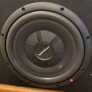 """(2) Rockford Fosgate R2SD4-12 12"""" 1000W Car Shallow Mount Slim Subwoofers Subs for Sale in Bakersfield, CA"""