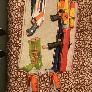6 Nerf Guns for Sale in The Bronx, NY