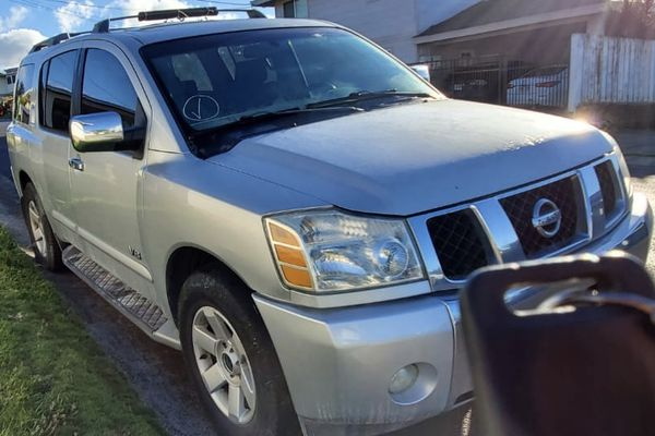 Only for Parts Nissan Armada 2005