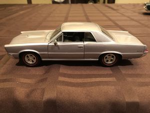 1965 Pontiac GTO - Diecast 1:24 for Sale in Commerce, CA