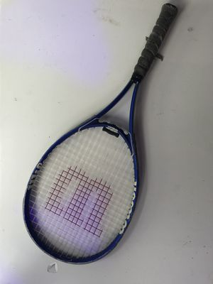 Tennis racket Wilson for Sale in Tampa, FL