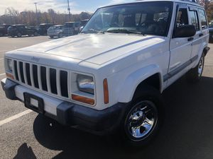 2001 Jeep Cherokee 4.0L//4X4 in great condition!!! for Sale in McLean, VA