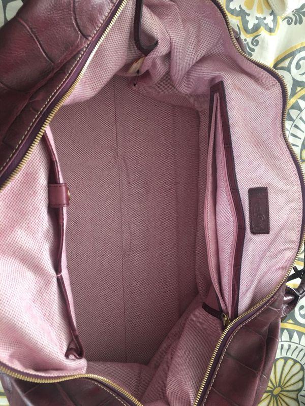 Dooney and bourke overnight bag