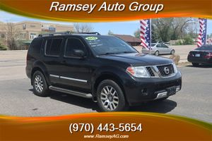 2012 Nissan Pathfinder LE for Sale in Greeley, CO