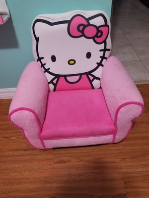 Hello kitty toddler chair for Sale in Deltona, FL
