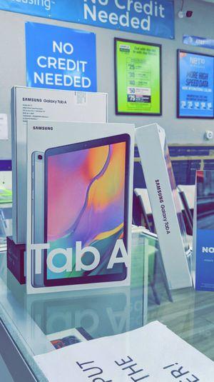Samsung Galaxy Tab A - 10.1 INCH - 32GB - Black - Brand New in Box! One Year Warranty! for Sale in Arlington, TX