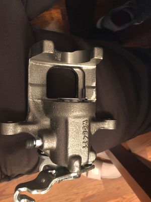 14 Jetta rear passenger brake caliper for Sale in Washington, DC