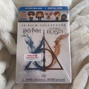 Harry Potter 10 Film Collection Fantastic Beasts for Sale in Denver, CO