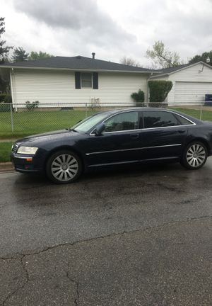 2004 Audi A8 L 4.2 Quattro 180 tho miles nice car runs good need little love but great car $5500 obo for Sale in Columbus, OH