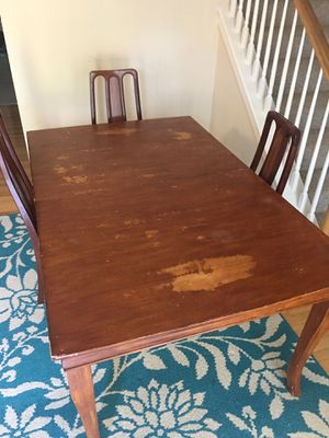 Kitchen table for Sale in Franklin, TN