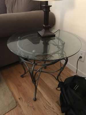 Wrought Iron Set of Tables for Sale in New York, NY
