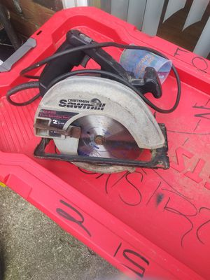 Craftsman saw for Sale in Columbus, OH