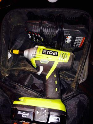 RYOBI Impact Drill for Sale in San Diego, CA