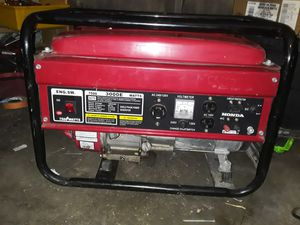 7500 Watts Honda Generator for Sale in South Gate, CA