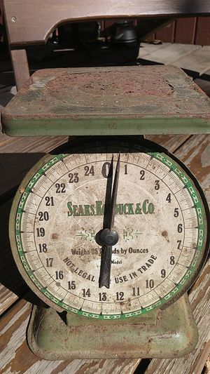 Antique Sears & Roebuck Scale for Sale in West Chester, PA