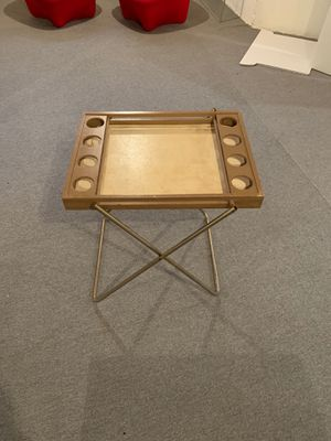 Antique folding table for Sale in Detroit, MI