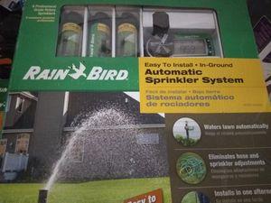 Automatic sprinkler system for Sale in Las Vegas, NV