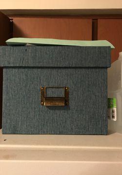 File Box for Sale in Springfield,  IL