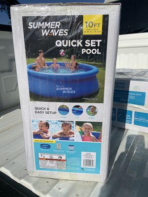 Summer wave swimming pool for Sale in Kingsburg, CA