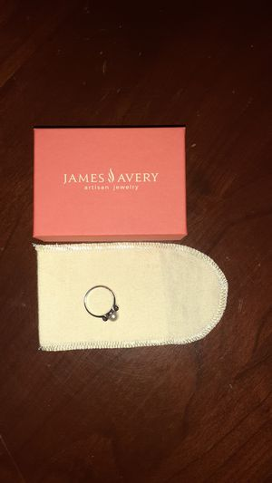 NIB James Avery pearl ring size 5 for Sale in Peoria, AZ