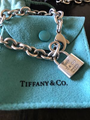 Authentic Tiffany and Co. Bracelet 925 for Sale in Daly City, CA