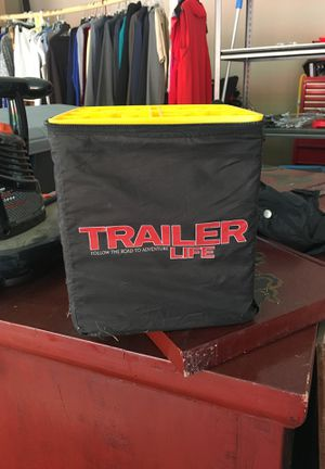 Like new Jack pads for a trailer for Sale in Sumner, WA