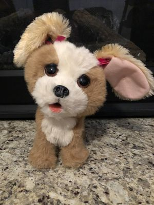 FurReal Friends Bouncy My Happy-to-See Me Pup for Sale in Newport News, VA