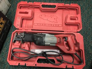 Sawzall, Tools-Power Milwaukee 6519-30 ... Negotiable for Sale in Baltimore, MD