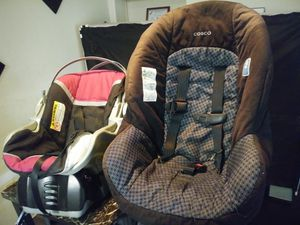 Two baby car seats for Sale in Houston, TX