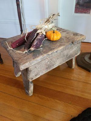 Antique wooden stool for Sale in Norfolk, VA