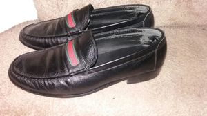 Gucci leather size 11 shoes for Sale in Las Vegas, NV