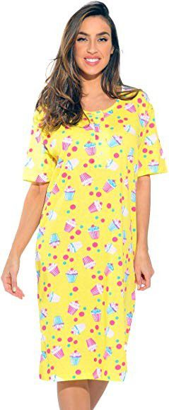 Short Sleeve Nightgown Sleep Dress Women for Sale in Turlock, CA