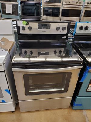 Whirlpool Electric Stove for Sale in Buena Park, CA