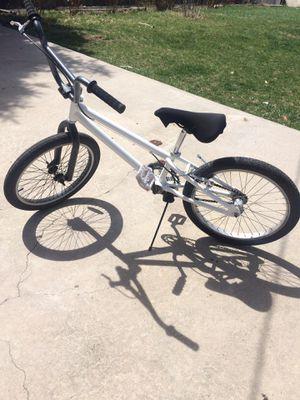 White & Black Custom BMX Bike for Sale in Denver, CO