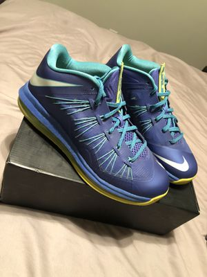Nike Lebron 10 Sprite Size 9.5 for Sale in San Dimas, CA