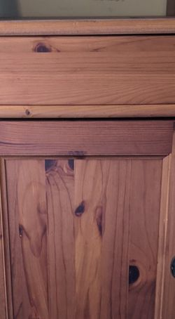 Wood Cabinet for Sale in West Covina,  CA