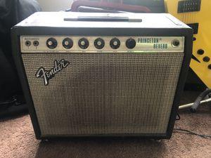1978 Fender Princeton Reverb Amp for Sale in Fullerton, CA