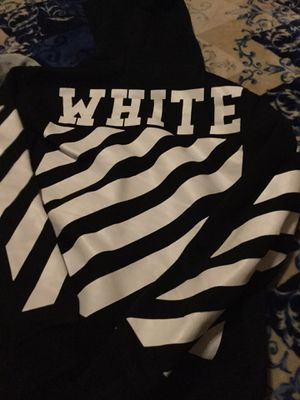 Off white Hoodie (Back Label) for Sale in Maywood, CA