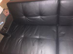 Black futon for Sale in Snellville, GA