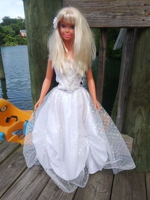 "1992 Vintage My Size Barbie doll 38"" for Sale in Gaithersburg, MD"