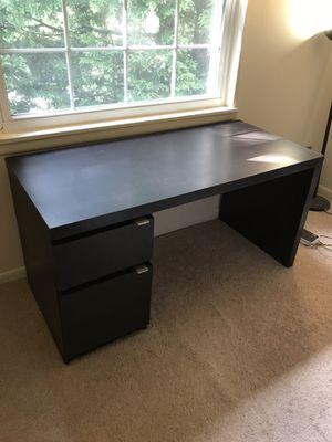 IKEA Desk - Black for Sale in Washington, DC
